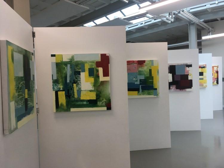 Unseen abstract art