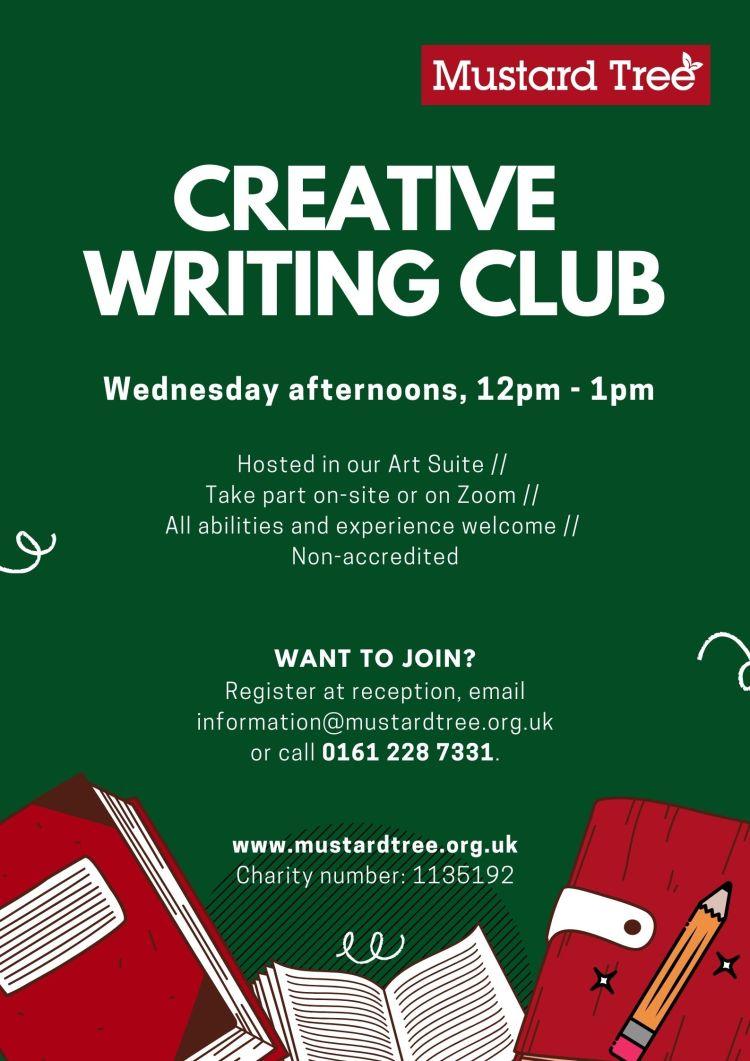 Creative Writing Club (1)