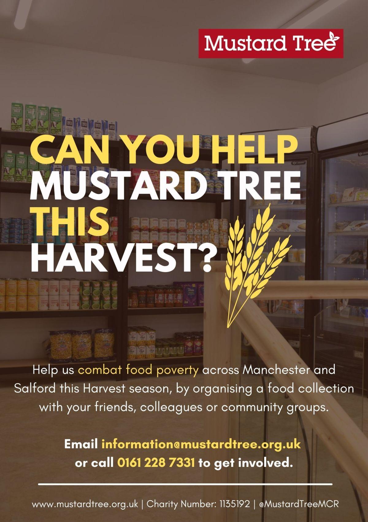 Harvest Festival Appeal