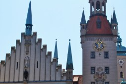 Old Town Hall, Munich, Germany