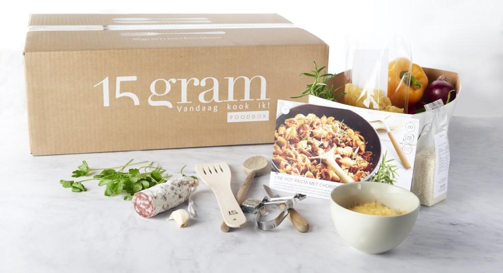 Foodbox 15 gram
