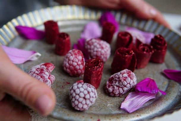 Lekkere roze snoepjes (én ze zijn nog gezond ook)