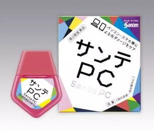 參天PC眼藥水 12ml