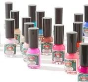 以「胡粉指甲油」享受滿溢的和風魅力指彩吧!