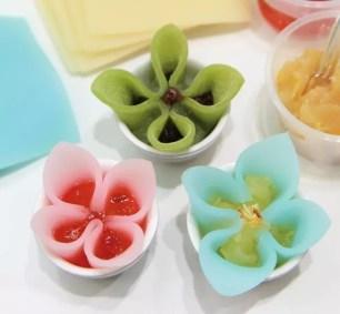 創業320年以上的老店「聖護院八橋總本店」推出繽紛又可愛的八橋甜點♡