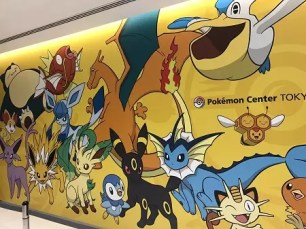 現場直擊! Pokémon Center TOKYO DX潛入速報!