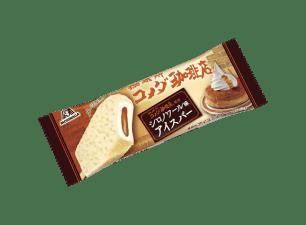 森永製菓與komeda咖啡店☆日本全國便利商店期間限定「冰與火口味冰棒」