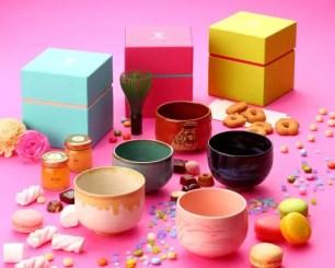 輕鬆體驗日本的茶文化!能做出含輕柔綿密奶泡拿鐵的茶具套組「Matsue Chatté」