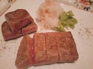 偶爾也想奢侈一下!廣尾的鐵板燒「くびれ」(Kubire)♡