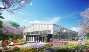 鄰近讀賣樂園的娛樂型植物園♪新風格花卉樂園「HANA・BIYORI」