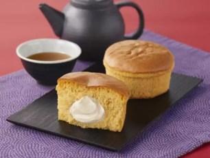 桔梗屋xMONTEUR 聯名甜點「桔梗信玄・生長崎蛋糕」限期登場