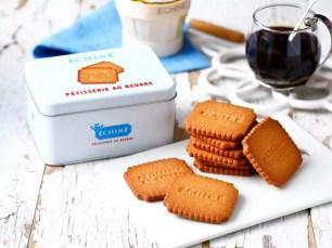 選用法國ÉCHIRÉ奶油製作!燒菓子專售店☆奶油法式脆餅「Petit Beurre ÉCHIRÉ」