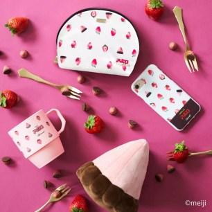 日本家居品牌Cocoonist × 明治「阿波羅My Style巧克力」聯名商品