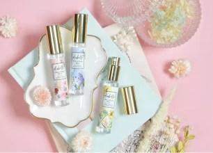 補給日常保濕與香氛療癒♡日本Plusbelle「身體髮香噴霧 Hair&Body Mist」