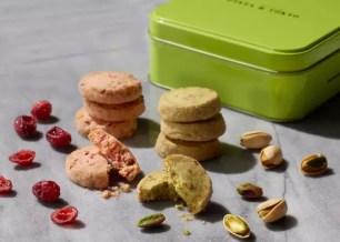 日本開心果甜點專售店「PISTA&TOKYO」☆綜合2種餅乾的「Pistacio Cookie」新登場