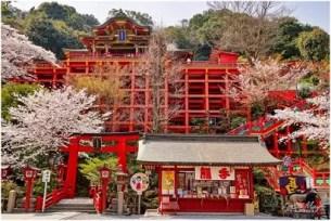 日本三大稻荷神社之一的「祐徳稻荷神社」祈求良緣♡開運之旅