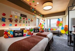 THE ROYAL PARK HOTEL 京都梅小路x Meiji☆期間限定「誕生60周年紀念 充分運用MARBLE的留宿方案」