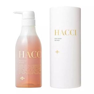 蜂蜜的美容效果讓沐浴時光更療癒!日本HACCI洗沐新商品「HACCI BODY WASH Bee Hug」