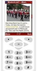 Mustech.net Online Phone Emulator!