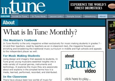 InTune Monthly