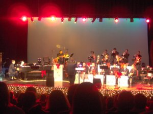 Christmas Jazz at Grove City