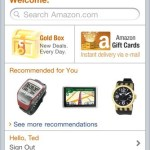 amazon mobile iphone app for shopping