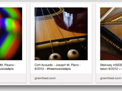 Free Music Images for Music Education