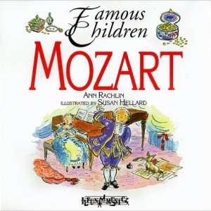 mozart book children