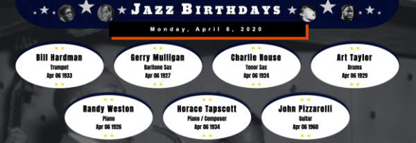 Picture of Jazz Birthdays