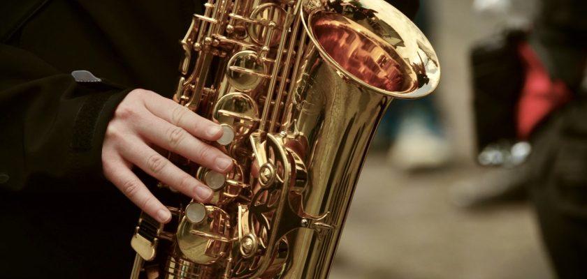 jazz - saxophone - image