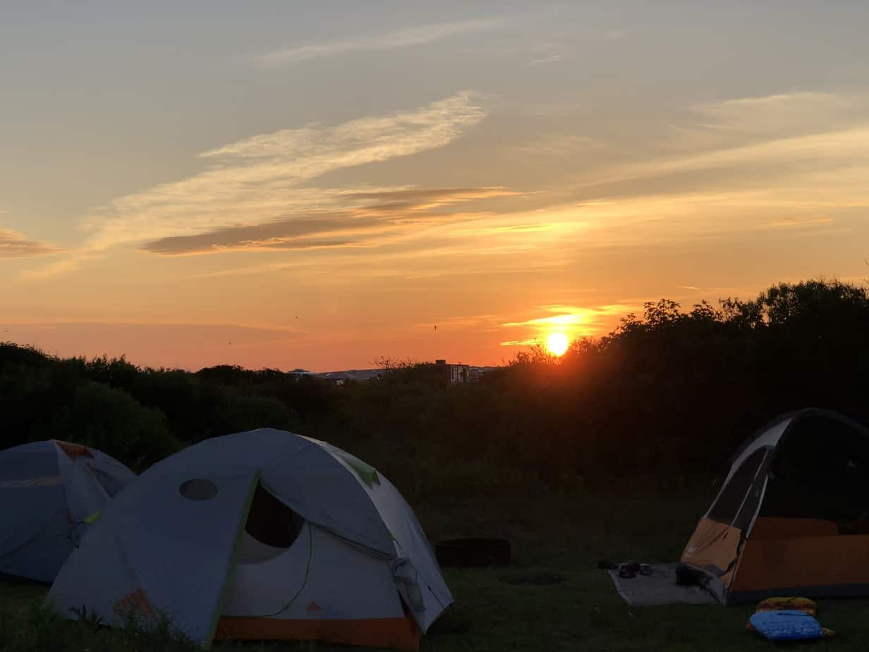 Campground Review - Assateague Island State Park