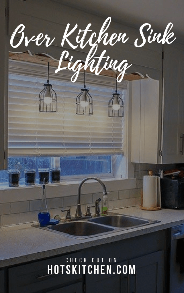 30 Kitchen Sink Lighting Ideas Pictures Inspirations Must Have Kitchen