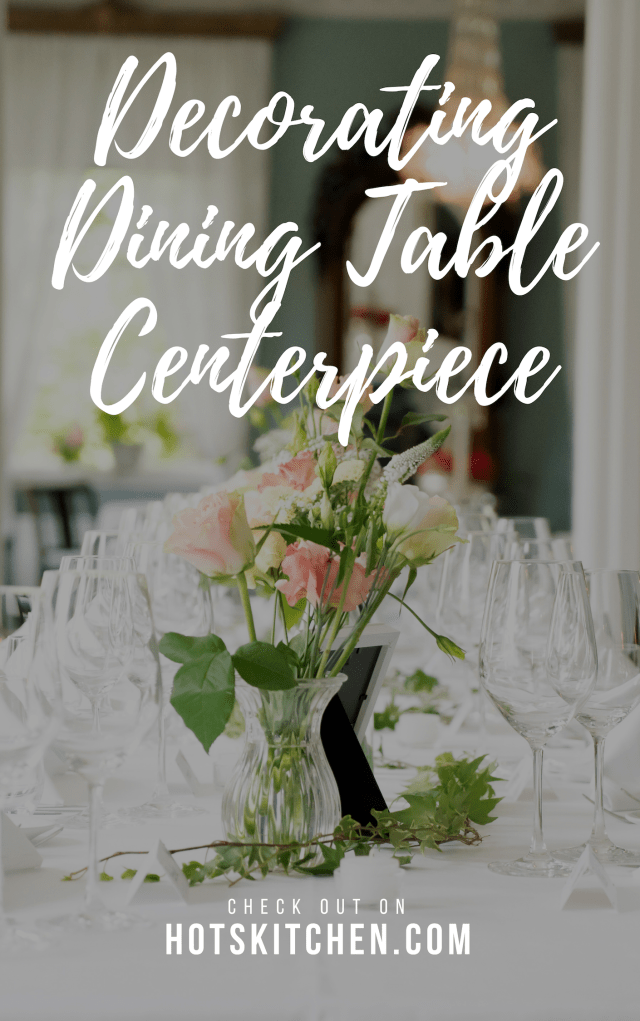 30 Dining Table Centerpiece Ideas A, Round Table Centerpieces