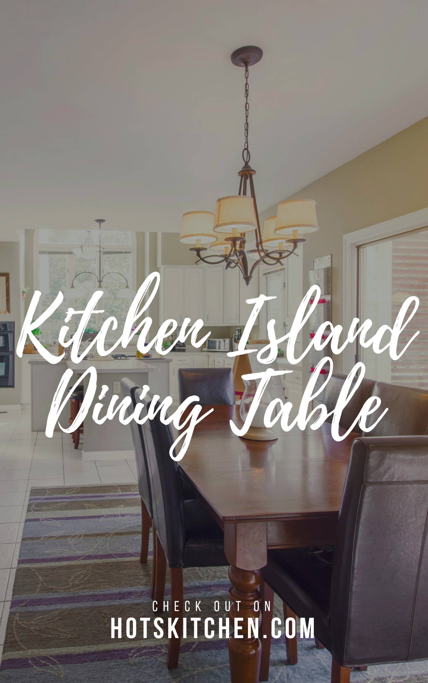 island table for kitchen