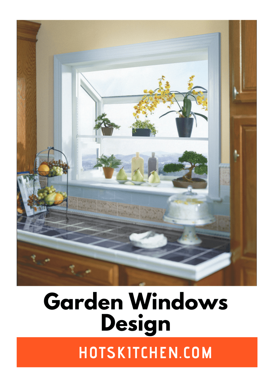 Garden Windows Design
