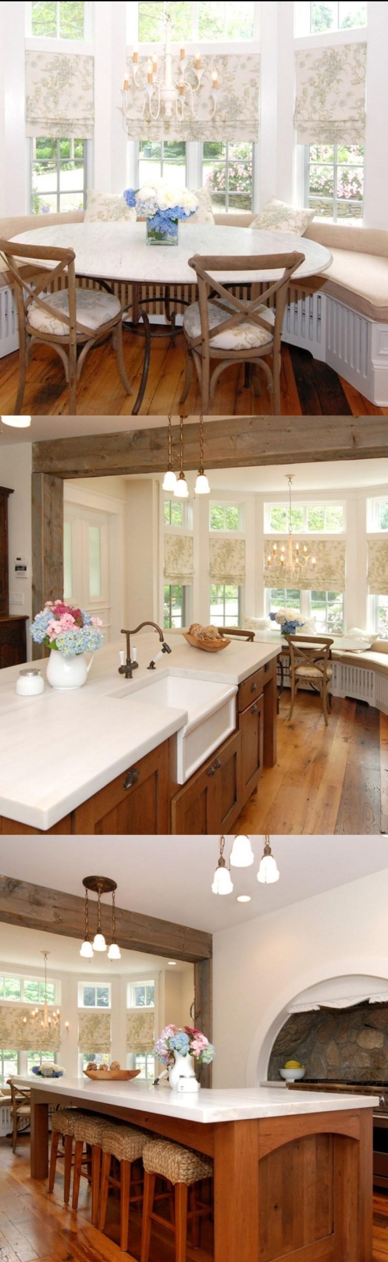 Amazing 17 Kitchen Bay Window Ideas Type Of Window How To Machost Co Dining Chair Design Ideas Machostcouk