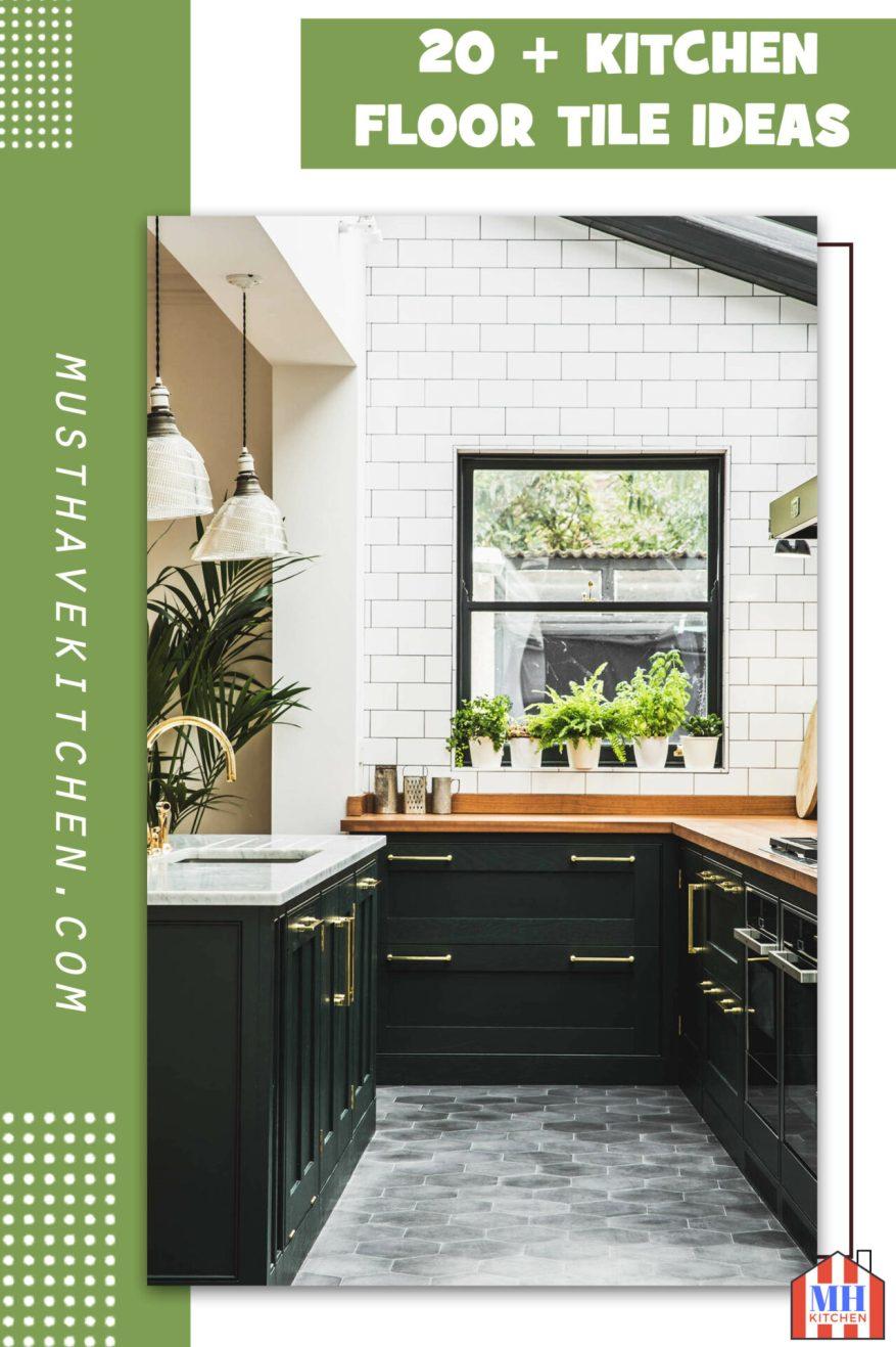 kitchen floor tile trends 2020
