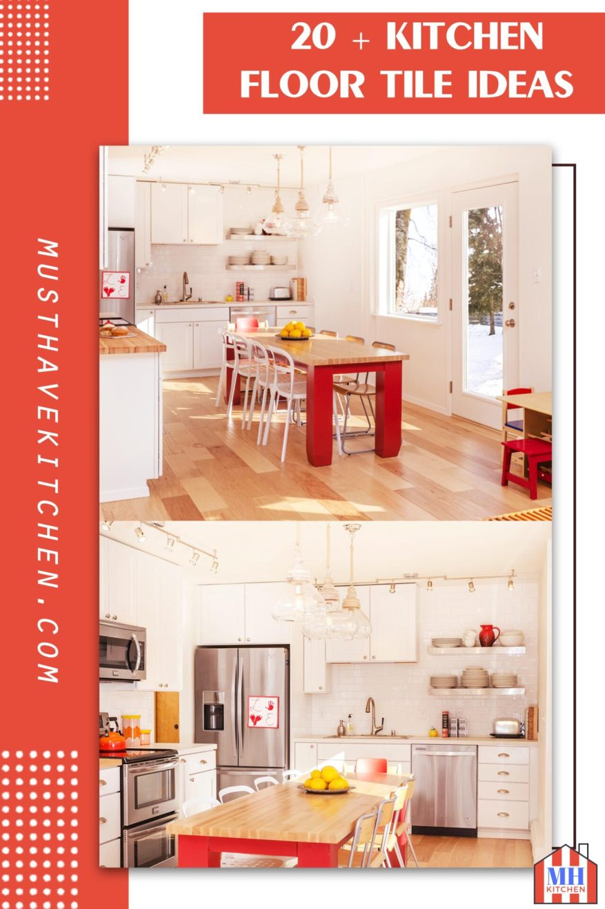 kitchen floor ideas & pictures