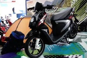 all new xride 125