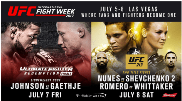 INTERNATIONAL FIGHT WEEK MEDIA CONFERENCE CALL THURSDAY, JUNE 29