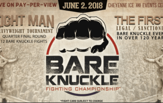 bare knuckle boxing fc