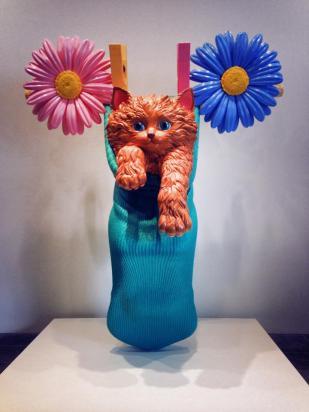 Jeff Koons Whitney Museum NYC
