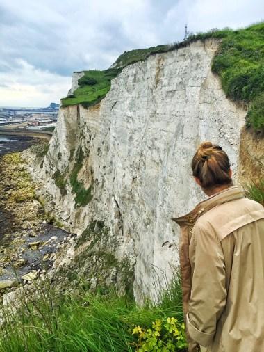 dover cliff views