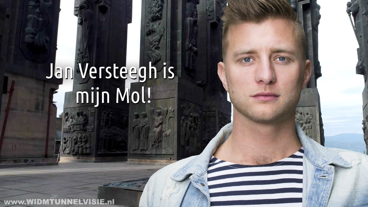 jan is de mol - wie is de mol 2018
