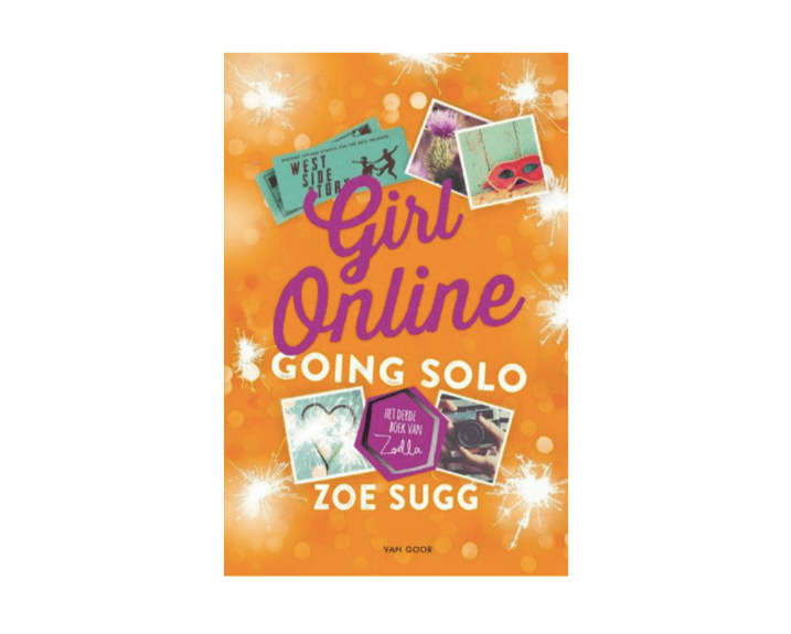 girl online going solo Zoe Sugg recensie