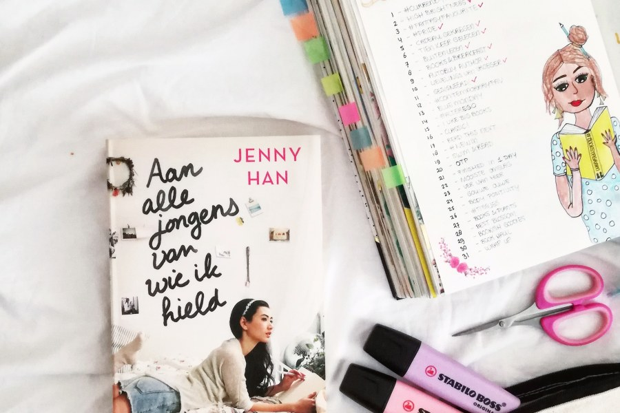 aan alle jongens van wie ik hield to all the boys i've loved before Jenny han recensie