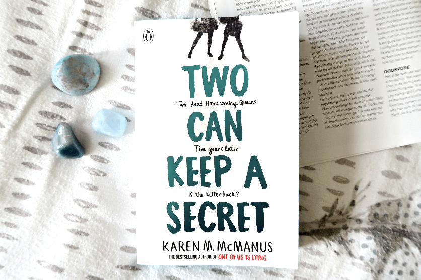 Recensie: Two Can Keep A Secret - Karen M. McManus