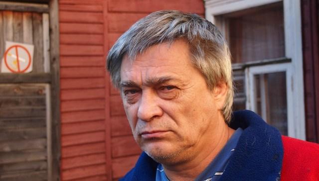 Валерий Пучков никуда переезжать не собирается. Фото: Валерий Поташов