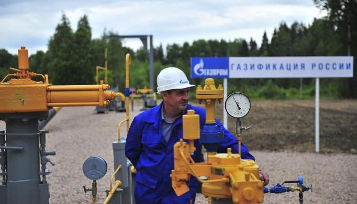 Пуск газа. Фото: gisvid.ru