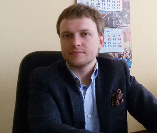 Владимир Владимиров. Фото: администрация Петрозаводска
